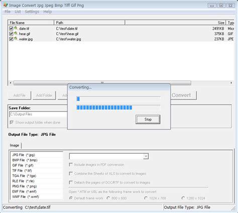 bitmap format converter jpeg image convert jpg jpeg bmp tiff gif png 6 1 full screenshot