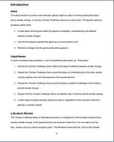 Dissertation Outline Template by Msc Dissertation Writing Help Outline Format Exles
