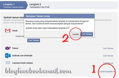 fb untuk laptop cara daftar membuat akun facebook fb baru di pc