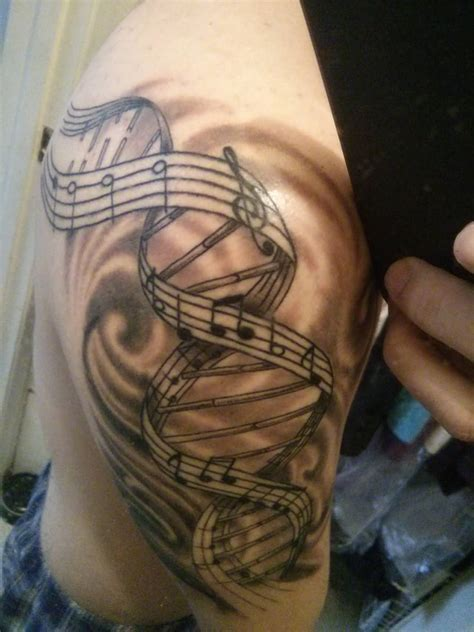 tattoo sleeve music designs 17 science tattoos on shoulder