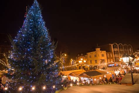 13 of the uk s best christmas markets which one gets your