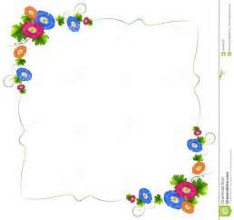 free download simple flower border designs floral border