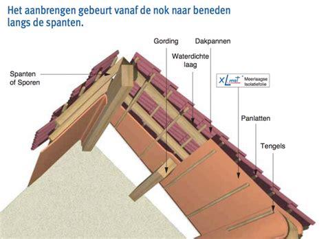 Dak Isoleren Binnenzijde Kosten by Montage Dakisolatie