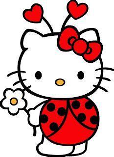 imagenes de hello kitty y piolin las 25 mejores ideas sobre fieltro de mariquita en