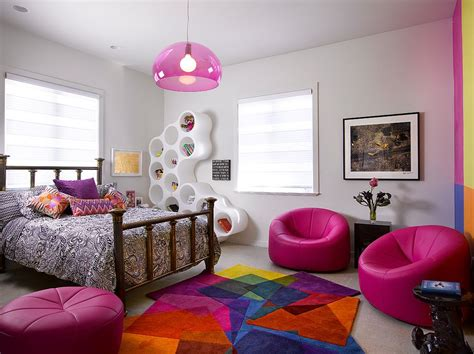 colorful bedroom colorful zest 25 eye catching rug ideas for rooms