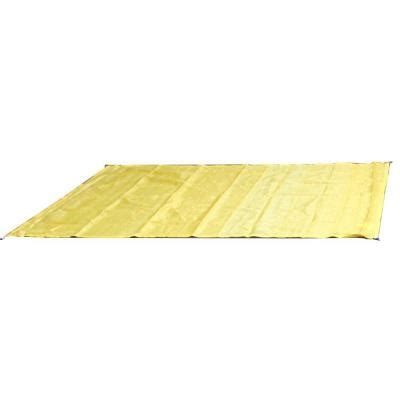 king canopy 16 ft w x 16 ft d yellow quadrilateral sun