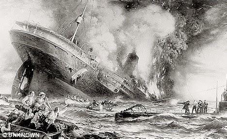 sinking of the lusitania charleston voice sinking of the lusitania in 1915 was an