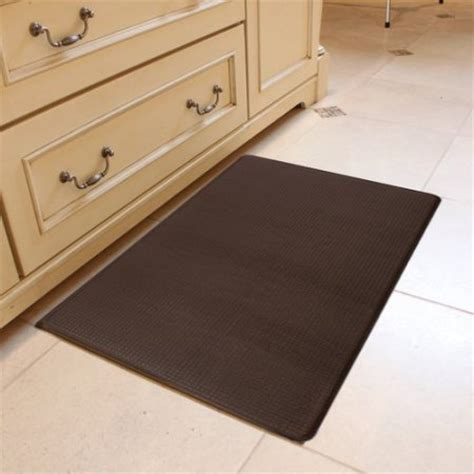Kitchen Floor Mats Walmart Kingston Collection Premium Anti Fatigue Kitchen Comfort Mat Walmart