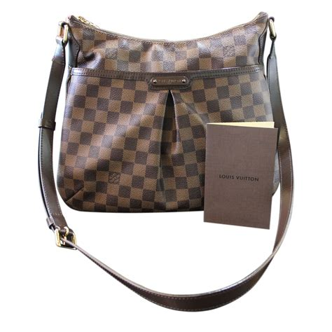 Lv Crossbody louis vuitton bloomsbury pm damier ebene crossbody