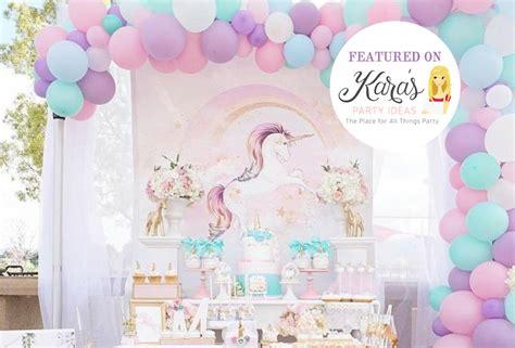 printable unicorn decorations pink unicorn backdrop you print unicorn party unicorn