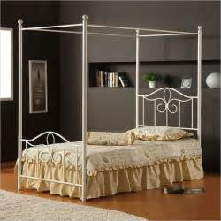 With Full Size Canopy Bed Tops With Colonial Cherry Bedroom Furniture » Ideas Home Design