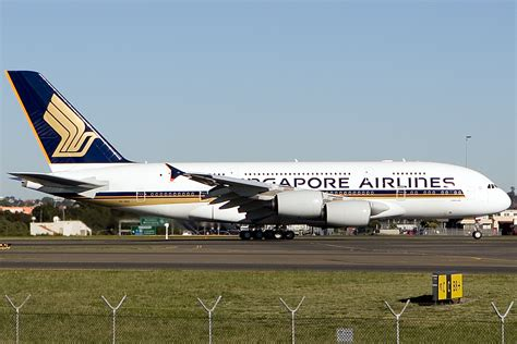 File Holder Singapore Airlines file singapore airlines airbus a380 9v skd at sydney