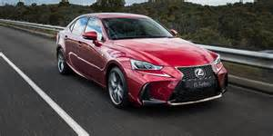 Lexus Si 2017 Lexus Is Review Caradvice