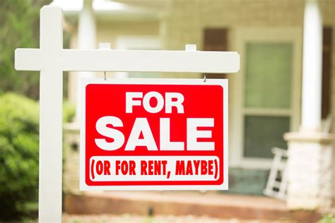 My Renter by My Home Isn T Selling When Should I Give Up Realtor 174