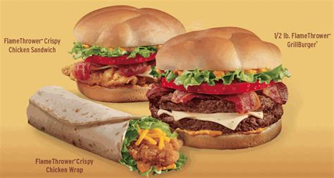dq commercial actress flamethrower dq flamethrower burgers and chicken lookin tasty my