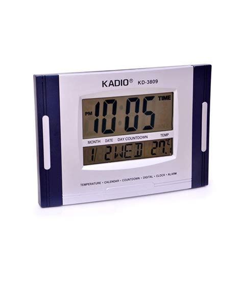 buy digital clock quartz digital wall clock square buy quartz digital wall clock square at best price in india on