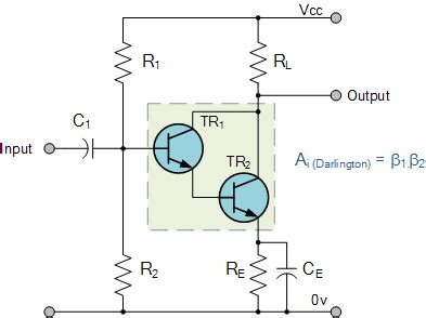 darlington transistor circuits darlington transistor circuits 28 images darlington