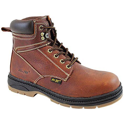 s 6 quot ad tec 174 work boots reddish brown 303840 work