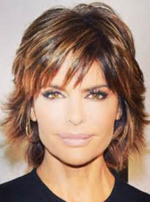 shag type hair does with hair tucked ears 25 best ideas about lisa rinna on pinterest hairstyles