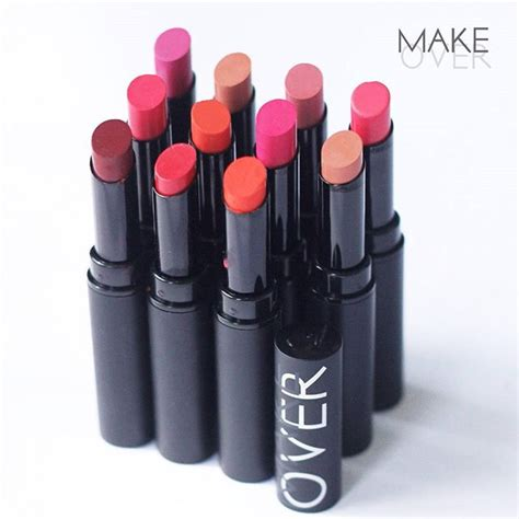 Lipstik Hi Matte Makeover eye for make ultra hi matte 11 baby bombshell