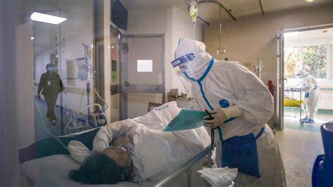 china registra  muertes por el coronavirus  una