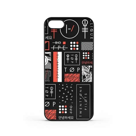Twenty One Pilots V2019 Iphone 6 6s twenty one pilots 21 black phone cover for iphone 7 7plus 6s 6 plus 5 5s se 4 4s