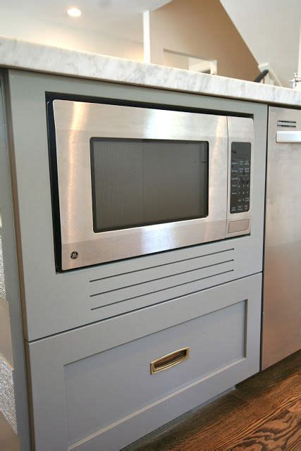 design dump how to fake a built in microwave 17 best images about wall oven on pinterest stove