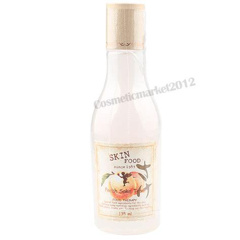 Toner Skinfood skinfood skin food sake toner 135ml free gifts ebay