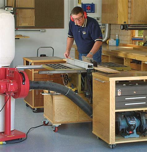Rollers Get Away Garage by Fellow Woodworkers Help