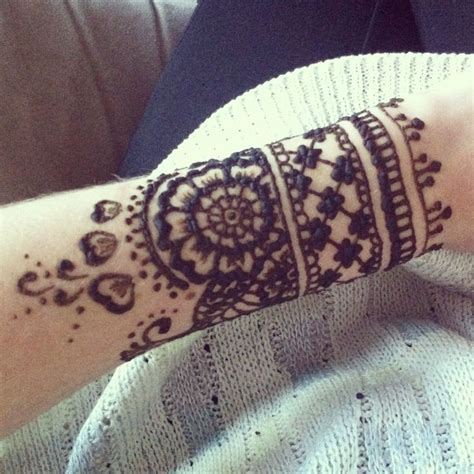 henna design arm arm band henna henna pinterest henna i want and band