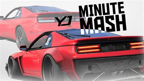 nissan 300zx rocket bunny nissan 300 zx rocket bunny 1 youtube