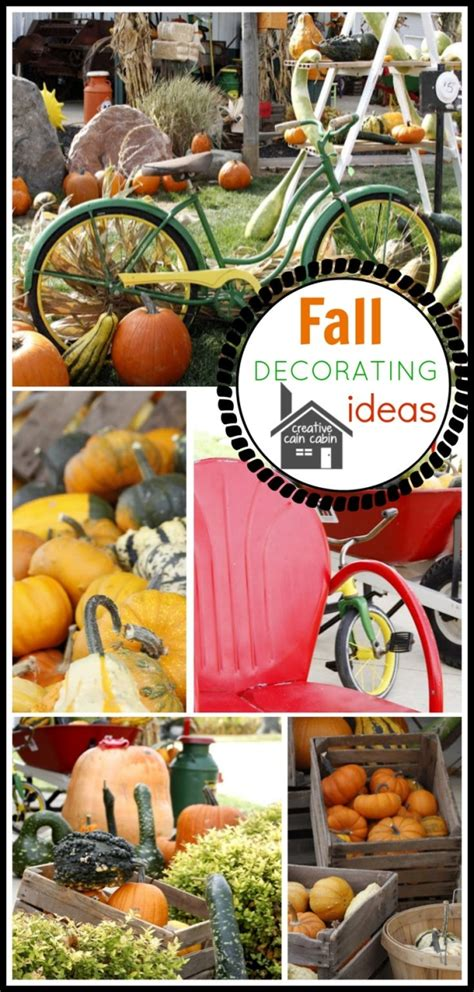 outside fall decorating ideas pictures fall outdoor decorating ideas
