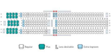 76w aircraft seating westjet receives of 4 wide 767 300 aircraft