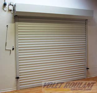 porte de garage a enroulement pas cher porte de garage enroulable sur mesure aluminium pas cher