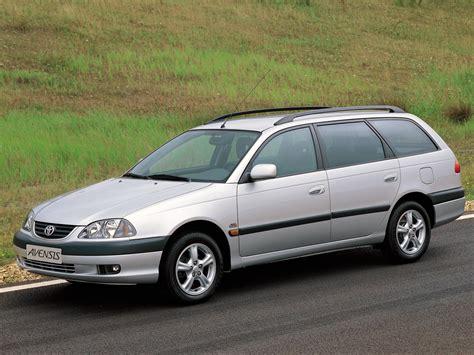 toyota wagon toyota avensis wagon specs 1997 1998 1999 2000