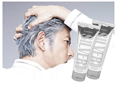 Hairstyle Wax Silver Grey Review by Ash Silver Grey Hair Wax Professional Hair Pomades