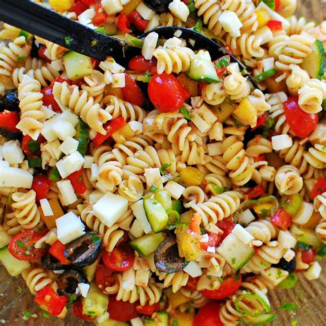 best cold pasta salad cold pasta salad joe s healthy meals