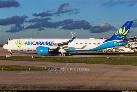 si鑒e air caraibes f hhav air caraibes airbus a350 900 at orly