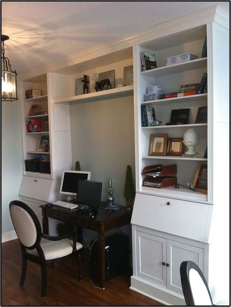built in desk ikea ikea hemnes secretary desk hack 187 writing desk ideas 2015