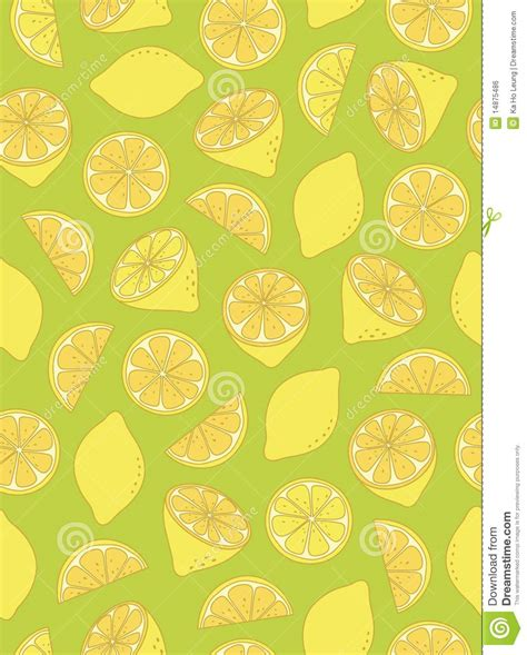 seamless lemon pattern seamless lemon pattern royalty free stock image image