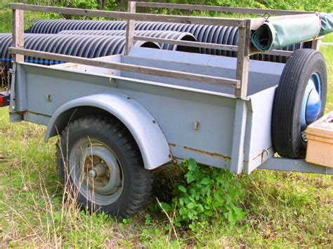 bantam jeep trailer bantam trailer search results ewillys page 3