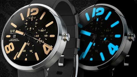 u boat diamond watch u boat watchfaces for smart watches