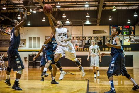 concord high school basketball concord basketball takes on hopewell sports