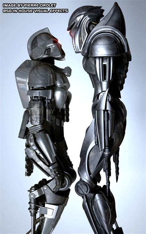 Toaster Battlestar Galactica Bsg Vfx Anatomy Of A Cylon Darth Mojo