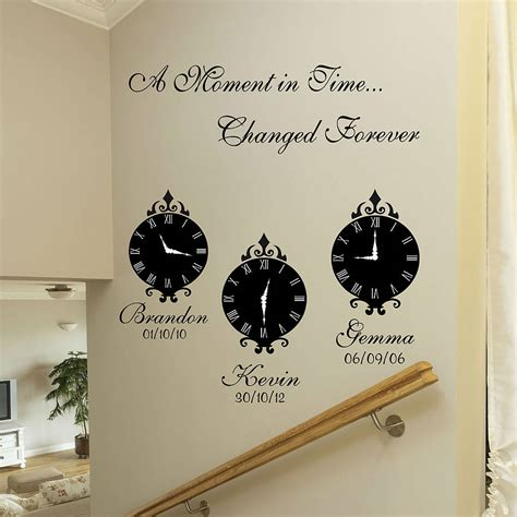 Kitchen Designs Newcastle A Moment In Time Wall Art Stickers By Wall Art Quotes