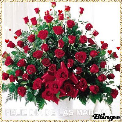 imagenes de feliz dia con flores im 225 genes de feliz d 237 a de las madres en movimiento con