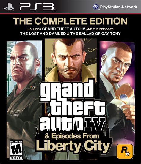收gta iv episodes from liberty city complete edition 遊戲