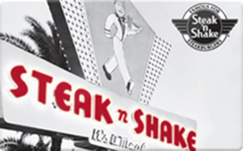 Steak And Shake Gift Card - buy steak n shake gift cards raise