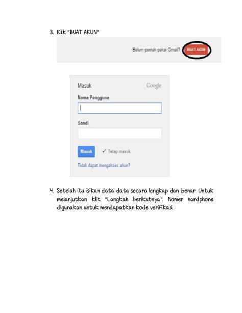 cara membuat gmail dari opera mini cara mudah membuat email melalui gmail