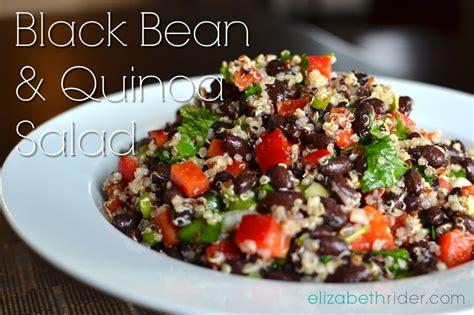 best quinoa recipes superfood black bean quinoa salad recipe